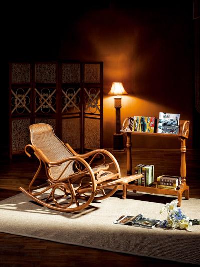 Кресло-качалка «Де Голль»