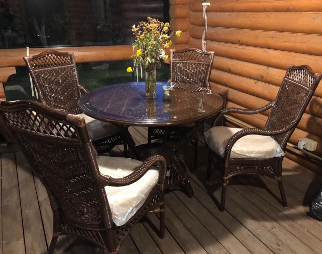 Комплект мебели для столовой Квин