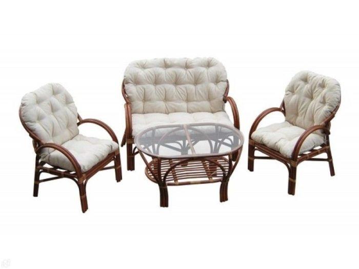 Комплект мебели с диваном 0125