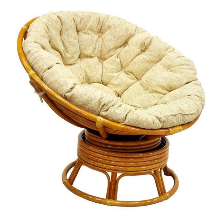 Кресло Папасан вращающееся