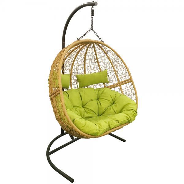 Кресло подвесное для двоих Карибы
