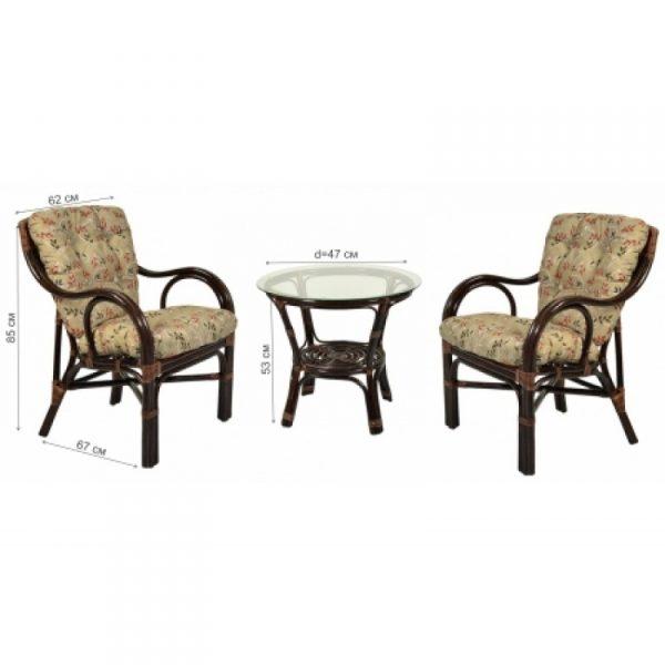 Комплект мебели Дуэт