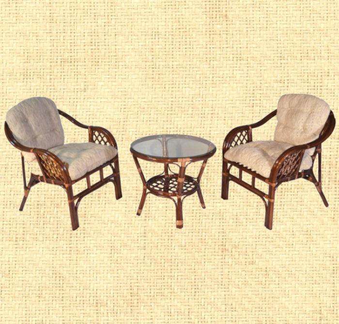 Комплект мебели из ротанга Марк