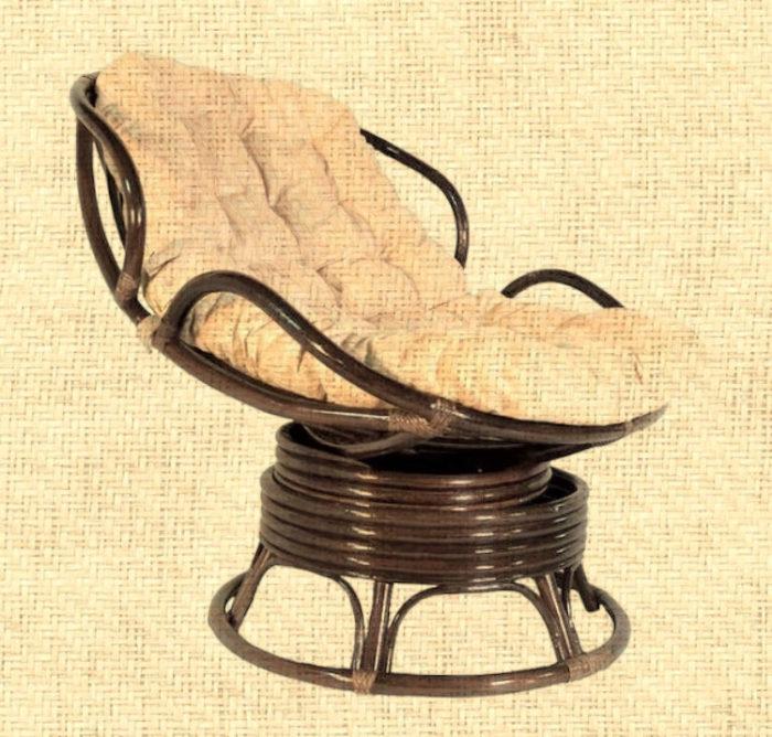 Кресло Челси с механизмом вращения и качания