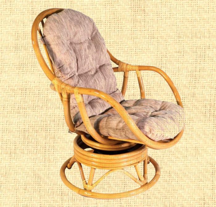 Кресло вращающееся Гоа