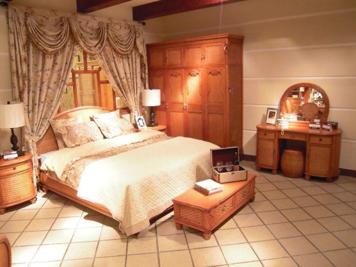Комплект мебели для спальни «Неаполь»