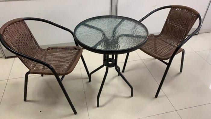 Комплект мебели из искусственного ротанга ДУЭТ