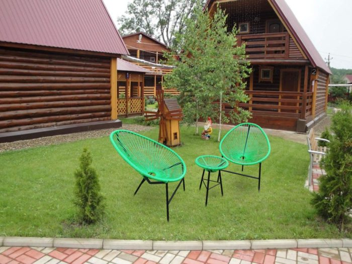 Комплект мебели из искусственного ротанга Лофт