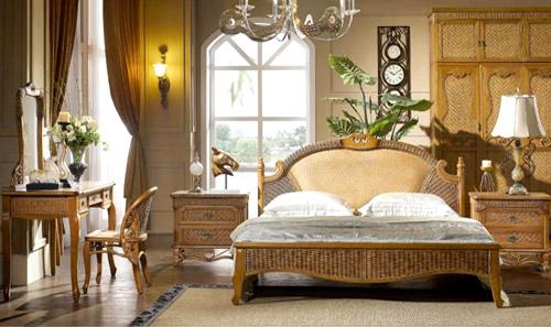 Комплект мебели для спальни «Ницца»