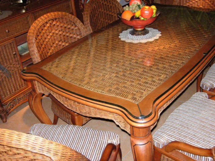 Комплект мебели для столовой «Гавайи»